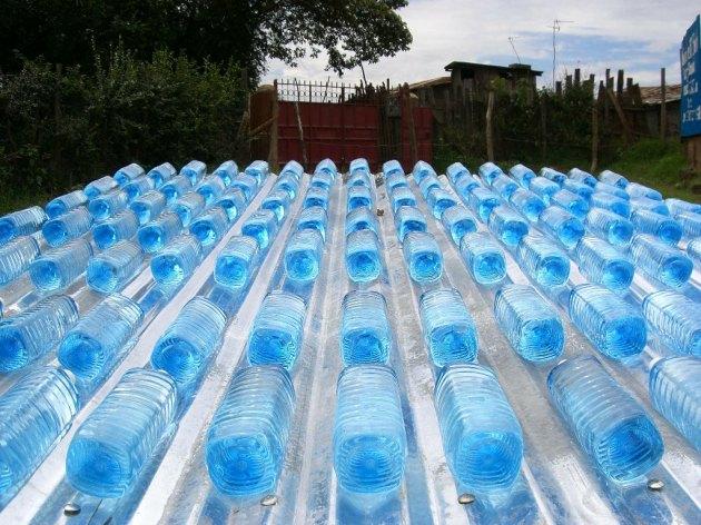 SODIS bottles