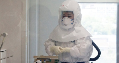 MERS south-korea-PPE hospital