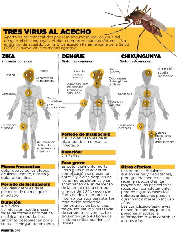 Zika-dengue-CHIK per OPS