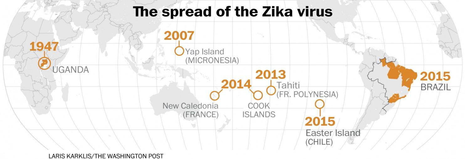 ZikaFeverMap