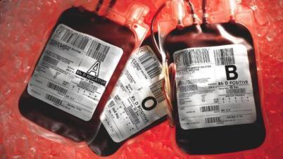 Blood dosis
