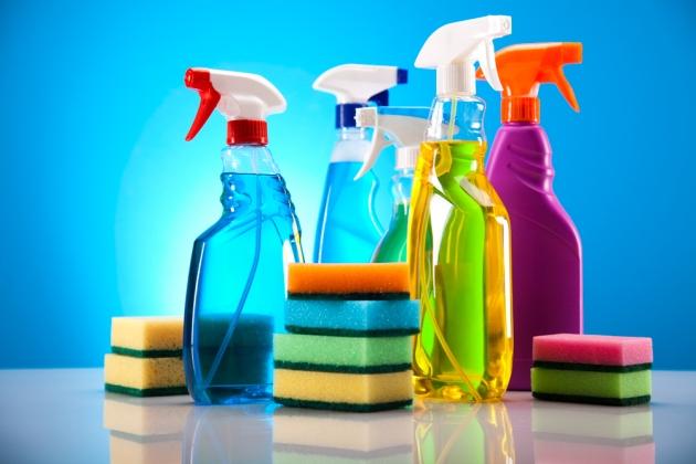 Disinfectant sprays