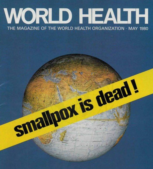 smallpox eradication-WHO magazine