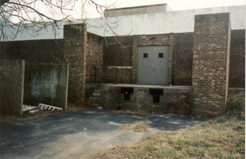 Antiga instal·lació Hazelton-RESTON